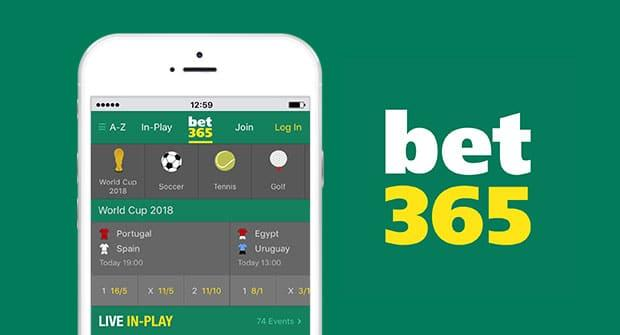 Мобильное приложение bet365 работает быстрее сайта и не блокируется