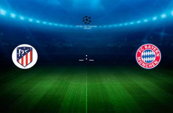Обзор матча «Атлетико» — «Бавария»