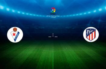 Обзор матча «Эйбар» — «Атлетико»