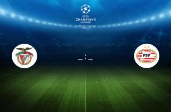 Обзор матча «Бенфика» — «ПСВ»